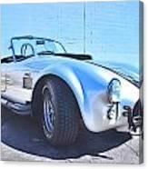 1965 Shelby Cobra - 5 Canvas Print