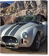 1965 Shelby Cobra Replica 427 Canvas Print