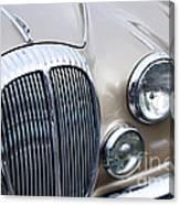 1966 Daimler Mk2 Saloon Canvas Print
