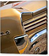 1966 Pontiac Gto Tail Canvas Print