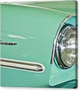 1967 Amphicar Model 770 Head Light Canvas Print