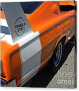 1967 Dodge Charger 02 Canvas Print