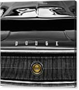 1967 Dodge Charger Canvas Print