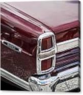 1967 Ford Fairlane 500xl Canvas Print
