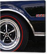 1967 Olds 442 Canvas Print