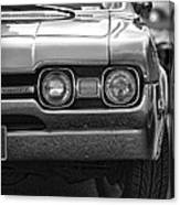 1967 Oldsmobile 442 Canvas Print