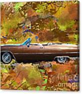 1968 Cadillac Deville Canvas Print