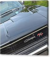 1968 Dodge Charger Canvas Print