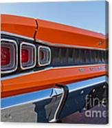 1968 Dodge Coronet R/t Canvas Print