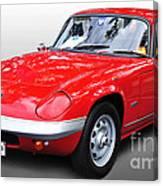 1968 Lotus - Elan S4 -  Full View Canvas Print