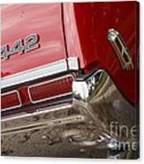 1968 Oldsmobile 442 Canvas Print
