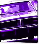 1969 Dodge Charger Canvas Print