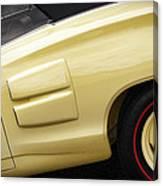 1969 Dodge Coronet R/t Convertible Canvas Print