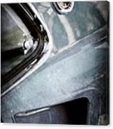 1969 Mustang Mach 1 Emblem Canvas Print