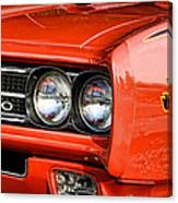1969 Pontiac Gto The Judge Canvas Print