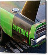 1970 Dodge Daytona Charger Canvas Print