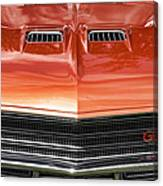 1971 Buick Gs Sport Coupe Canvas Print