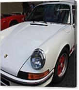 1973 Porsche Canvas Print
