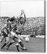 1974 All Ireland Football Final Canvas Print