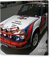 1978 Porsche 911 Sc Canvas Print