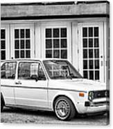 1979 Vw Rabbit IIi Canvas Print