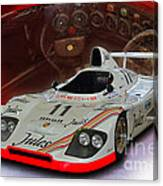 1981 Porsche 936/81 Spyder Canvas Print