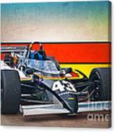 1983 Lola T700 Indy Car Canvas Print
