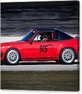 1984 Porsche 911 Targa Canvas Print