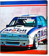 1987 Vl Commodore Group A Canvas Print