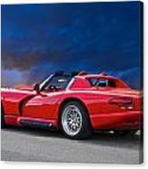 1995 Dodge Viper II Canvas Print