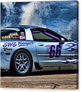 1997 Corvette Canvas Print