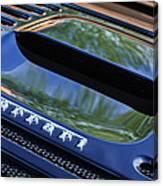 1997 Ferrari F 355 Spider Rear Emblem -117c Canvas Print