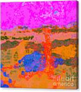 0173 Abstract Thought Canvas Print