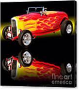1932 Ford V8 Hotrod Canvas Print