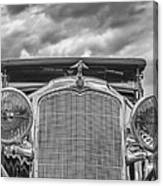 1934 Vauxhall Canvas Print