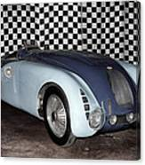 1936 Bugatti 57g Tank Canvas Print