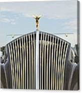 1937 47 Rolls Royce Canvas Print