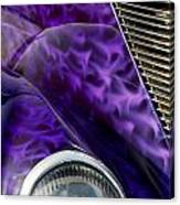 1937 Ford Oze Canvas Print