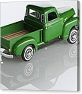 1951 Chevy Pick-up Canvas Print