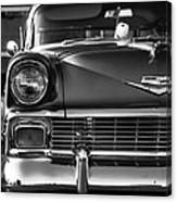 1956 Chevy Bel Air Canvas Print