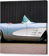 1960 Chevrolet Corvette Canvas Print