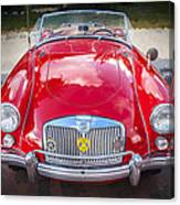 1960 Mga 1600 Convertible Canvas Print