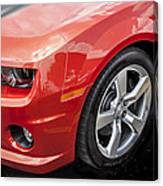 2012 Chevy Camaro Ss  Canvas Print