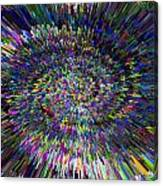 3 D Dimensional Art Abstract Canvas Print