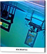 4th Martini Canvas Print