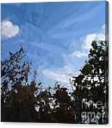 2-91 Manifestations Of Eternity Canvas Print