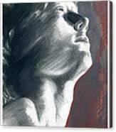 A Boy Named Faith Canvas Print