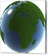 A Greener Earth Canvas Print