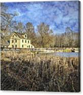 Abbott's Mill Canvas Print