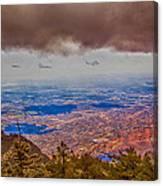 Albuquerque Canvas Print